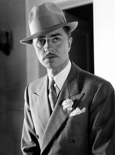 William Powell as Philo Vance in The Kennel Murder Case (1933)