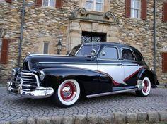 1946 Chevrolet Fleetmaster Custom Sedan