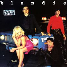 Blondie - Plastic Letters (1977)