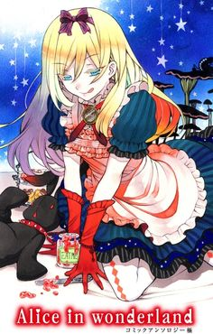 Even though it's not from Pandora Hearts, it's a drawing from Jun Mochizuki, the mangaka. I ❤ her drawings!!