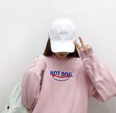 Designer Clothes, Shoes & Bags for Women Grunge Style, Soft Grunge, Passion For Fashion, Love Fashion, Korean Fashion, Fashion Looks, Fashion Outfits, Womens Fashion, Graphic Sweaters