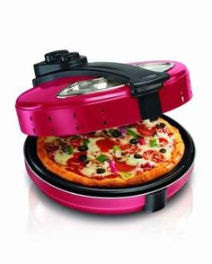 A Personal Pizza Maker, $50