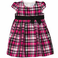 Cap-Sleeve Dress Set-Xmas Dress