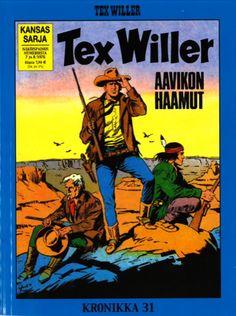 Tex Willer -kronikka: Aavikon haamut
