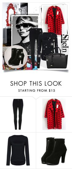 """SheIn III/2"" by zenabezimena ❤ liked on Polyvore featuring GALA, Sheinside and topset"