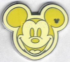 (IN COLLECTION) PIN 66614- Yellow Origin:	Walt Disney World   SKU Number:	190200960   Original Price:	$9.95/bag Trade Only- No  Released:11/20/08
