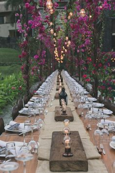 Venue: Alila Ubud - Exotic Garden Party Wedding in Bali by Winnie and Jenny Fung, Baci Weddings (Wedding Planner), Sinly Anfeny, Bali Wedding Paradise (Wedding Coordinator) + Jonas Peterson (Photography) - via ruffled