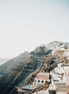 Monday Musings, TRAVEL, Santorini& got my attention. and other monday musings Oh The Places You'll Go, Places To Travel, Travel Destinations, Places To Visit, Wanderlust Travel, Voyager C'est Vivre, Wild At Heart, Santorini Greece, Santorini Travel