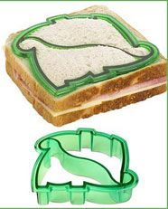 Dinosaur Party Ideas - by a Professional Party Planner  What do you mean party ideas I want one for my sandwiches... Hahaha :)