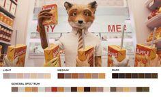 Movies in Color | Abduzeedo Design Inspiration