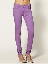 Orchid 7s. I NEED colorful skinny jeans.
