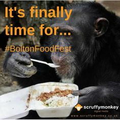 It's the #weekend and @boltonfoodfest is on. Yum yum! #bolton #supportlocal #web #food