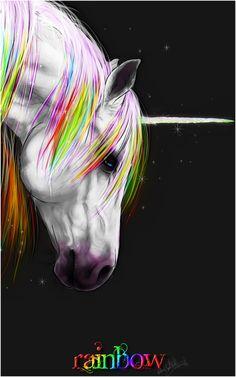 .: Rainbow:. Unicorn