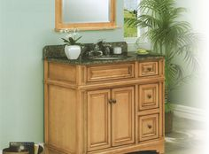 Vintage Estates Series RTA Cabinets | Ready to Assemble Vanity Cabinets