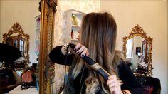 Como fazer cabelos ondulados estilo Gisele Bundchen - Vídeo Tutorial