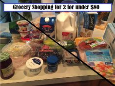 Meal Plan and Grocery Haul - April 18 on A Writer Cooks. Visit post at http://www.awritercooks.com/meal-plan-and-grocery-haul-april-18/