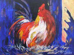 Living Life in Colour - Calum Cameron, artist