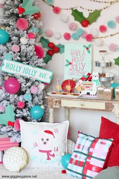 Host a Llama Pancakes and PJs Christmas party and rock your brand Fa La La La Llama jammies you make with the Cricut Maker! Llama Christmas, Christmas Room, Magical Christmas, Christmas Gift Guide, Pink Christmas, Christmas Crafts For Kids, Whimsical Christmas, Christmas Birthday, Christmas 2019