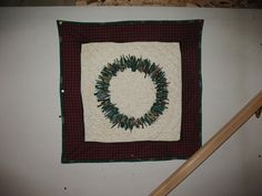 iQuilt: Snippets Wreath