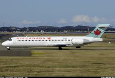 Air Canada Boeing 717-200