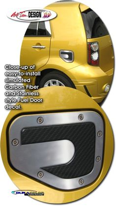 Vehicle specific decal kits for Scion xB that are Precut and ready to install. Scion Xb, Car Decals, Carbon Fiber, Vehicle, Carbon Fiber Spoiler, Car Decal, Vehicles, Car Stickers