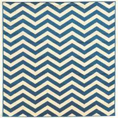 Powell RUG-CT0157 Chevron Area Rug | Hope Home Furnishings and Flooring