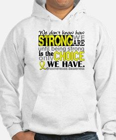 How Strong We Are Endometriosis Jumper Hoodie for