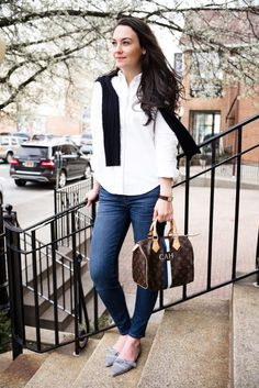 My Spring Staples - The College Prepster