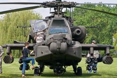 U.S. Army AH-64D Apache Attack Helicopter Wallpaper