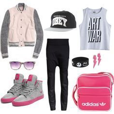 teenager first day of school outfit tomboy - Google Search