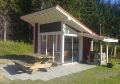 Kesäkeittiön rakentaminen - Building a Summer Kitchen - KEKSIN.FI