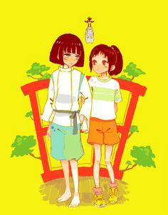 Miyazaki- Spirited Away
