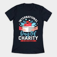 Charity Awareness for Charitable Donations - Charity - T-Shirt | TeePublic Charitable Donations, Charity, Clothing, Mens Tops, T Shirt, Fashion, Outfits, Supreme T Shirt, Moda