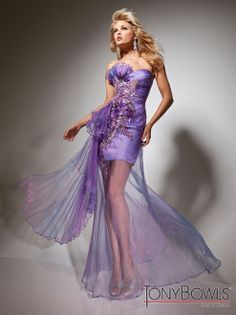 Tony Bowls Paris Collection 113745.  Only $398.00 at Everything4pageants.com!
