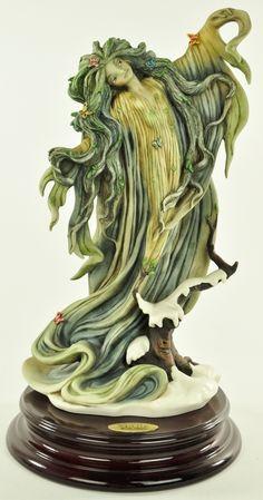 *SPRING SPRITE ~ Details about Giuseppe Armani Disney Fantasia Figurine ...