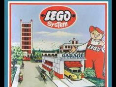 Lego - Back to the Past... - LEGO in the 1950s