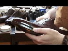 ▶ Why Gentlemen Should Polish Their Own Shoes - YouTube