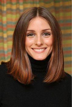 Blunt-Cut Lob for thin hair