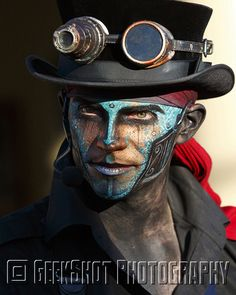 Rabbit of Steam Powered Giraffe.