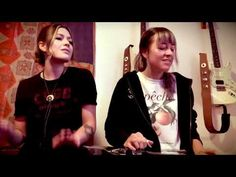 "Larkin Poe | Lead Belly Cover (""Old Riley"") - YouTube"