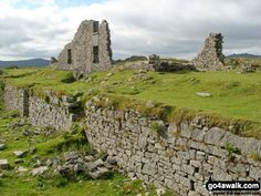 Walk Picture/View: The ruins at Foggintor Quarry in Dartmoor, Devon, England by Bob Gordon (12)