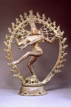 Shiva as Lord of the Dance (Shiva Nataraja)    India, Tamil Nadu; Chola period (880-1279), about 970    The Asia Society