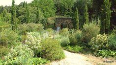 French garden: Les Jardins de Cadiot, Carlux, Dordogne.