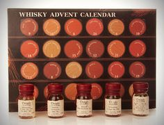 2013 Whisky Advent Calendar | Cool Material