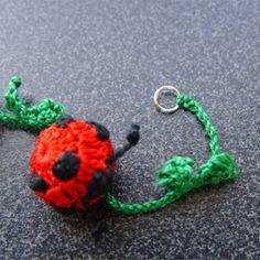 Elvesztetted a fonalat? Itt megtalálod! Kézimunkasuli: Horgolt katicás bokalánc Crochet Earrings, Jewelry, Fashion, Moda, Jewlery, Jewerly, Fashion Styles, Schmuck, Jewels