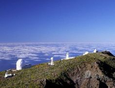 Roque de los Muchachos Observatory, La Palma  Located on the island of La Palma you will find the second best location for optical astronomy in the northern hemisphere. The observatory offers one of the best views of the stars.