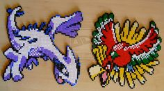 Pokemon sprite bead 6 by Chiki012.deviantart.com on @deviantART