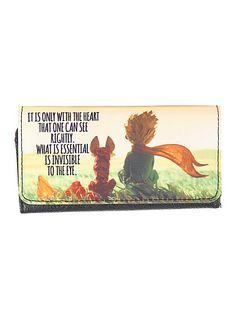 The Little Prince Fox Secret Flap WalletThe Little Prince Fox Secret Flap Wallet,