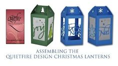 Quiet Fire design easter lantern - YouTube