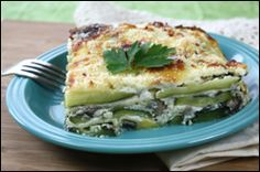 Hungry Girl Recipe: Hungry Girlfredo White Lasagna